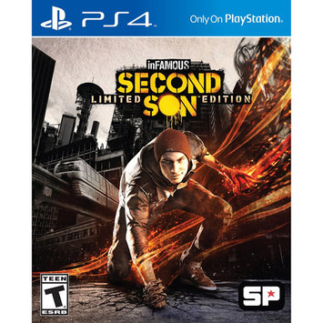 Sony Infamous: Second Son - Limited Edition (used)