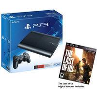 Sony - Playstation 3 - 500GB - Black