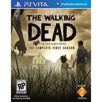 Sce PS Vita - The Walking Dead Complete