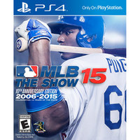 Sony Mlb 15: The Show 10th Anniversary Edition - Playstation 4