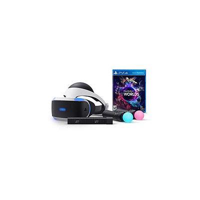 Sony PlayStationVR Launch Bundle, Black