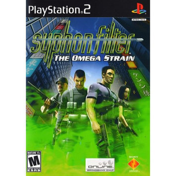 Sony Entertainment 100729 Syphon Filter Omega Strain