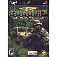 None SOCOM 3: U.S. Navy SEALs (used)