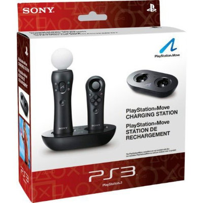 Sony 80600 Move Charging Station compatible with Playstation