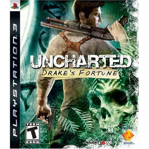 Sony Playstation 3 Uncharted: Drake's Fortune
