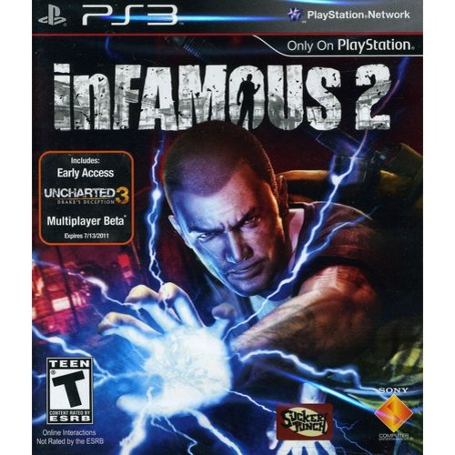 Infamous 2 PS3 by PS3