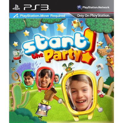 PS3 Start The Party (Motion Control) by PS3