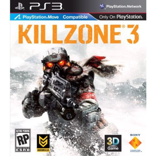 Sony Computer Entertainment America Sony Killzone 3, PS3 98234