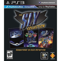 PS3 - The Sly Collection (PlayStation Move) - By Sony Computer Entertainment