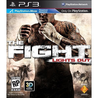 PS3 The Fight: Lights Out (Motion Control) by PS3
