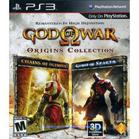 Sony SCEA GOD OF WAR: ORIGINS PS3 98298 - SONY COMPUTER ENTERTAINMENT OF AMERICA