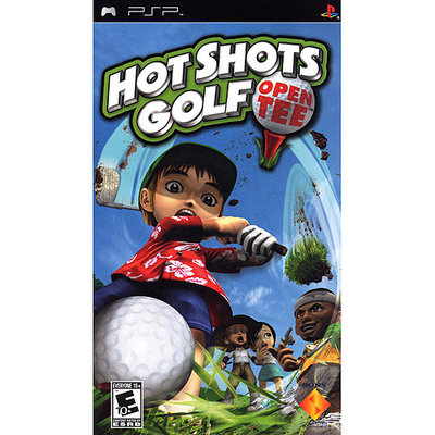 Sony Hot Shots Golf: Open Tee [Greatest Hits] (new)