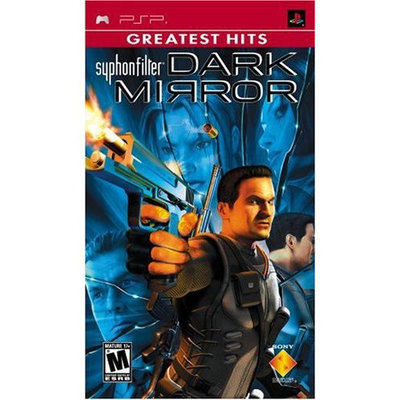 Sony Syphon Filter: Dark Mirror PRE-OWNED - PSP