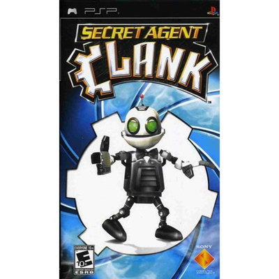 Sony 711719869726 Secret Agent Clank for PSP
