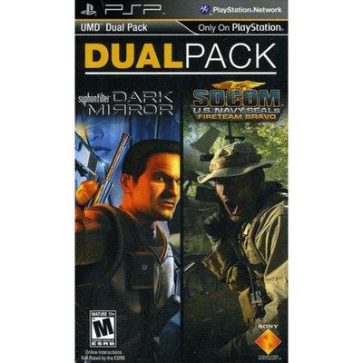 Sony Computer Entertainment PSP UMD Dual Pack - Socom: Fireteam Bra.