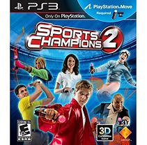 Sony PlayStation 98278 PS3 Sports Champions 2 Move