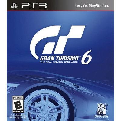 Sony PlayStation 98296 Gran Turismo 6 PS3