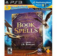 Sony PlayStation 98359 Wonderbook Book of Spells PS3