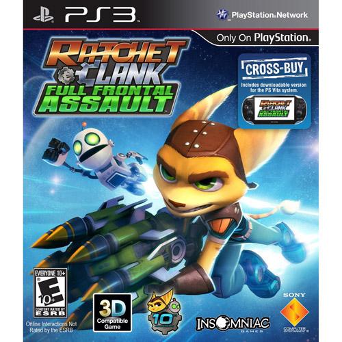 Sony Ratchet & Clank: Full Frontal Assault