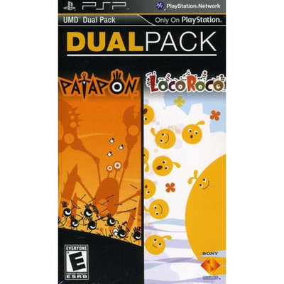 Sony Psp 2-pack - Patapon And Loco Roco
