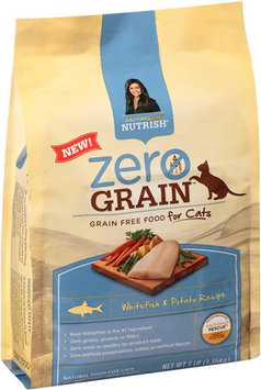 Nutrish Zero Grain Whitefish & Potato Recipe