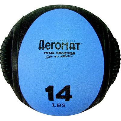 Aeromat Dual Grip Power 14 lb Medicine Ball