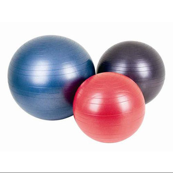 Aeromats Fitness Ball Color / Size: Red / 21.65