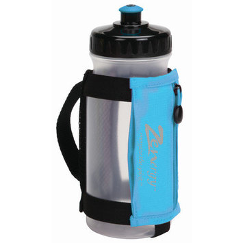 Zenergy Premium Handheld Bottle Carrier Color: Blue