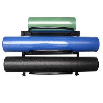 Ecowise Fitness Foam Roller Rack, 3 pcs
