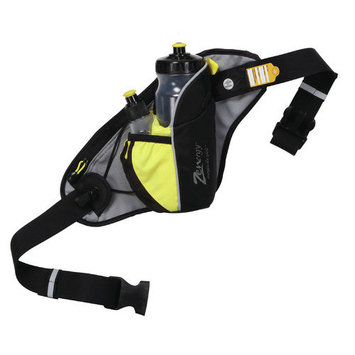 Zenergy Premium Hydration and Nutrition Waist Pack Color: Yellow