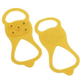 Zenergy Essential Snow Grips Color: Yellow, Size: Medium