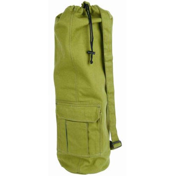 Eco Wise Fitness Fitness Mat Bag in Forest