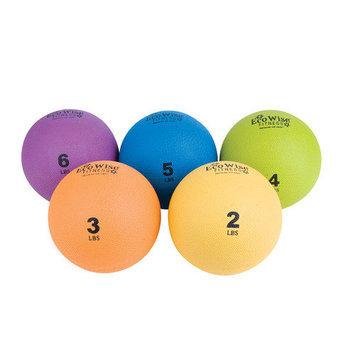 Ecowise 85103 Weight Ball - Kiwi
