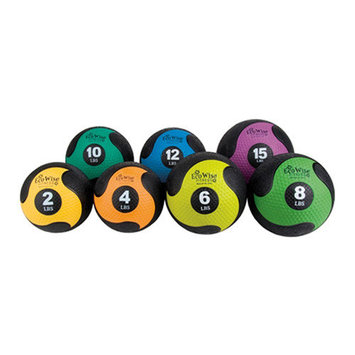 Ecowise Fitness Eco Wise Fitness Deluxe Medicine Ball