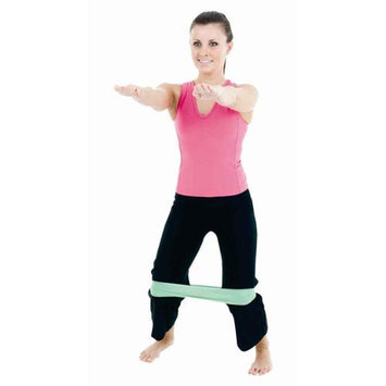 Eco Wise Fitness Resistance Stretch Band Color: Cedar Berry, Size: 0.012