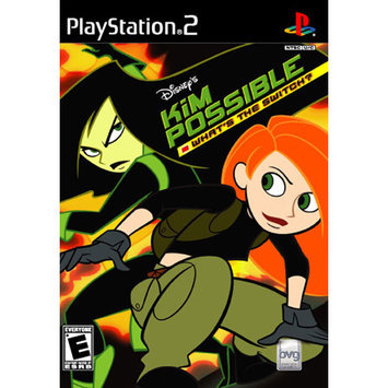 Buena Vista Disney's Kim Possible: What's the Switch? (used)