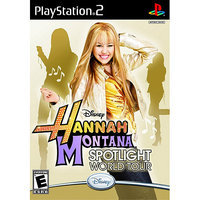 Disney Hannah Montana: Spotlight World Tour (PS2)