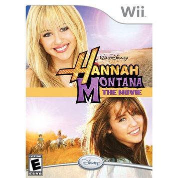 Disney 712725005344 Hannah Montana The Movie for Nintendo Wii