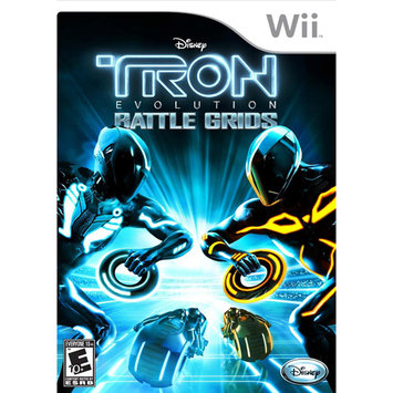 Bvi Tron: Evolution - Battle Grids Wii Game Disney