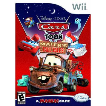Bvi Nintendo Wii Cars Toon: Mater's Tall Tales