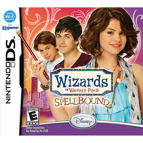 Sega Wizards of Waverly Place: Spellbound for Nintendo DS