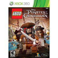 Lego Pirates Of The Caribbean: The Video Game XB360 by XB360