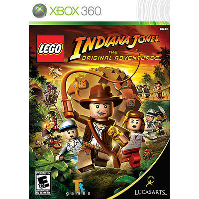 Disney Interactive Lego Indiana Jone The Original Adventures