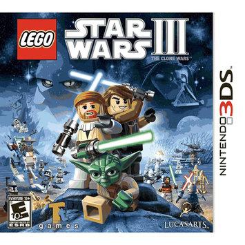 Bvi Nin 3DS - Lego Star Wars III Clone Wars