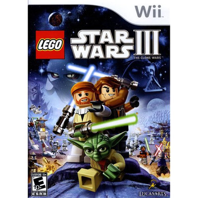 Bvi Wii - Lego Star Wars III Clone Wars