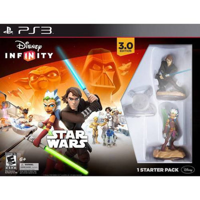 PS3 - Disney Infinity 3.0 Edition Starter Pack