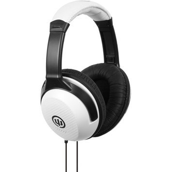 Empire Brands Wicked Reverb WI-8203 Headphones - White