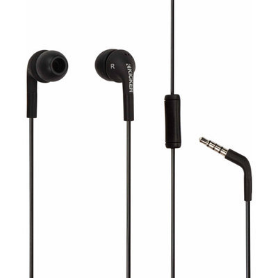 Kicker EB72MB In-Ear Stereo Headset with Microphone