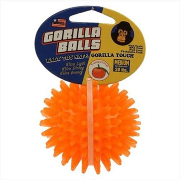 Petsport USA Medium Gorilla Ball Assorted Colors