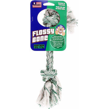 Petsport Usa Inc Medium Flossy Bone 80011